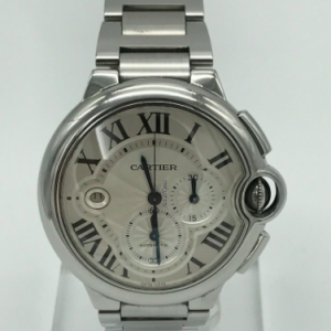 Cartier Ballon Bleu De Chronograph XL 44mm