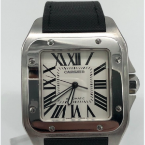 Cartier Santos 100 xl full set 2656