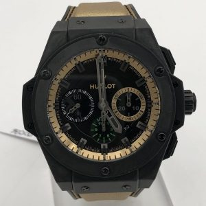 Hublot King Power Usain Bolt Black Chronograph Limited Autom