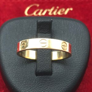 Bague cartier Love Taille 57 achat or