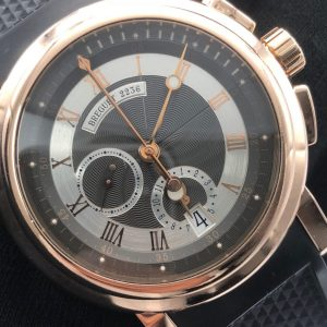 Breguet Marine ref 5827 rose gold achat or