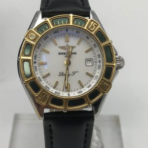 Breitling Class J D52069 achat or