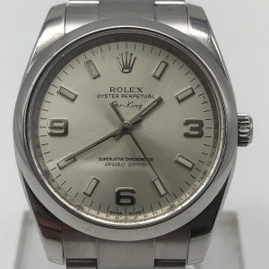 Rolex oyster air king 114200 achat or