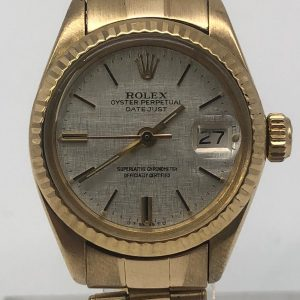 Rolex Oyster Date REF 6917 achat or