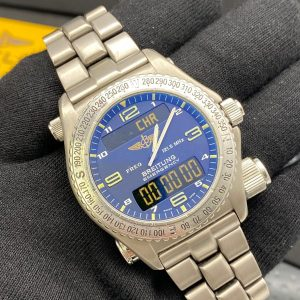 Breitling Emergency Full set achat or