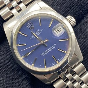 Rolex Datejust ref 68240 achat or