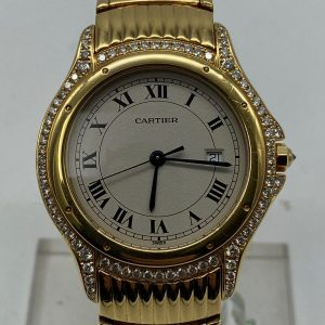 Cartier Cougar Or 18K