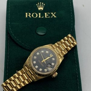 Rolex Lady Just Gold 18K ref 69178 achat or