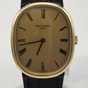 Patek Philippe Golden Ellipse gold 3548