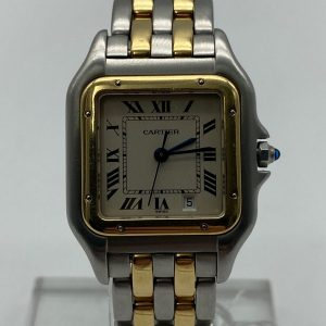 Cartier Panthere lady ref 1057917 achat or
