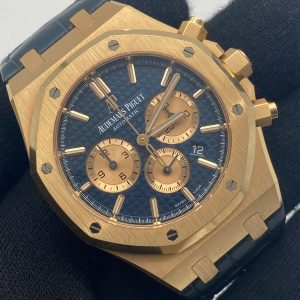 Audemars Piguet royal Oak Chronographe Ref 26331OR achat or