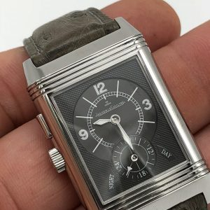 Jaeger lecoultre reverso duo face night day ref 270.8.54