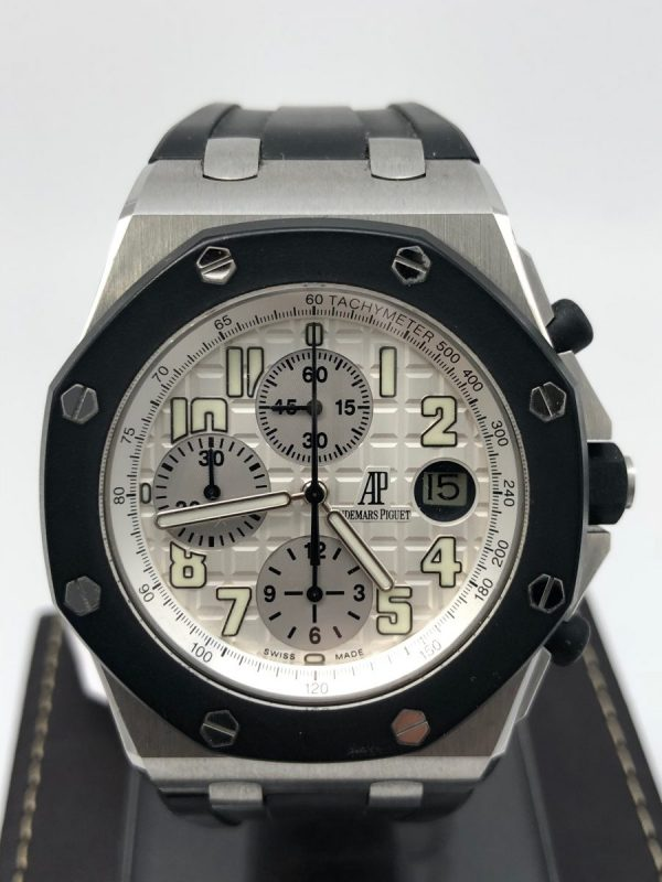 Audemars Piguet Royal OAK OFF shore chronograph Ref 25940SK