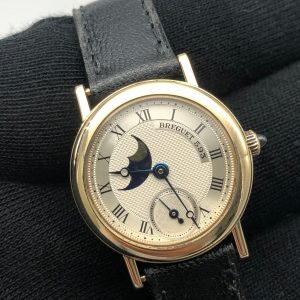Breguet Montre Moon Phase 593S