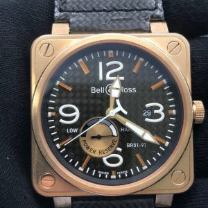 Bell & Ross BR 01-97 or rose