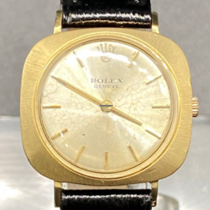 Rolex Lady Mécanique or 18K 24mm