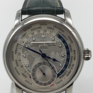 Frederique Constant Manufacture World Timer