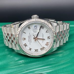 Rolex 126234 36MM Datejust Full SET 2020
