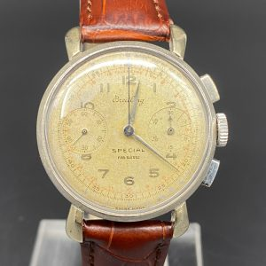 Breitling Chronometer Vintage 1192 1950 edition special