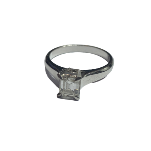 bague diamants 0,57 carats Princesse