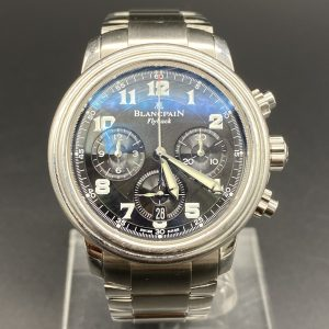Blancpain Flyback Lemand ref 2185F Full set