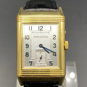 Jaeger Lecoultre Reverso 270.1.54 Duo Face Night day